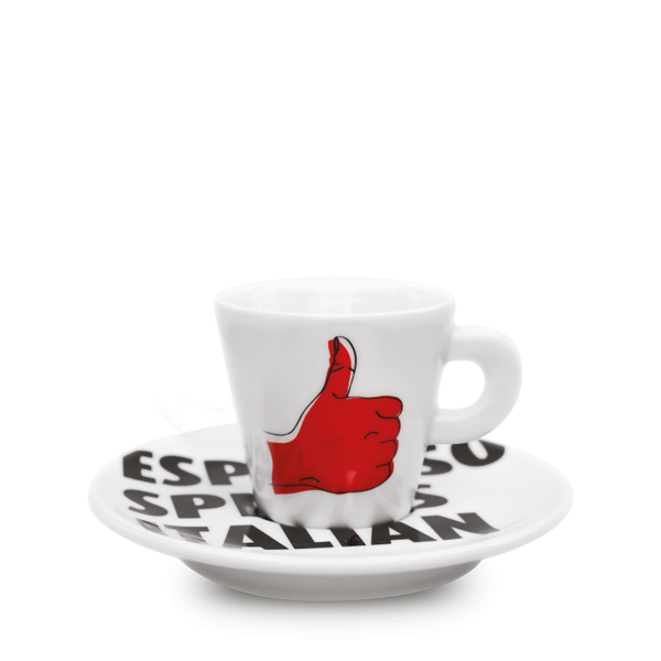 Espresso Speaks Italian Collection